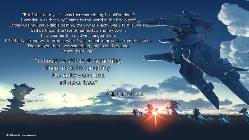 Why the Muv-Luv Saga is the Greatest Story I've ever Experienced