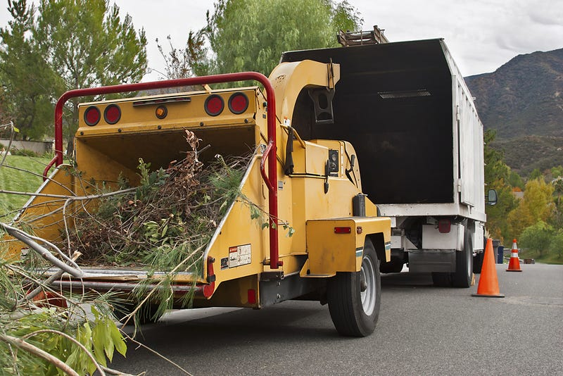 Man Dies After Falling Into Wood Chipper