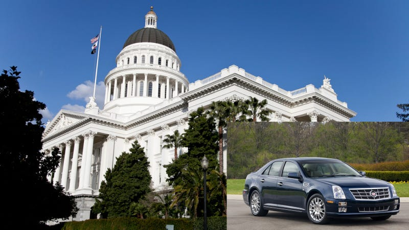 California Ends Big Car Bonus For Politicians, But Not Before Some Fix Their Rides On Taxpayers' Dime