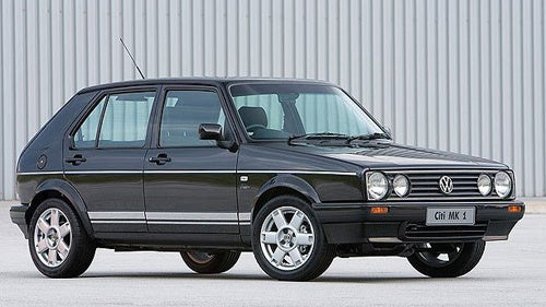 VW Golf Mk1 Production Ceases After A Quarter-Century