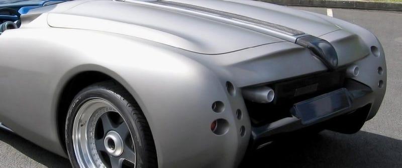 You Can Buy A 1998 Stealth Lamborghini Veneno For Just $2.1 Million