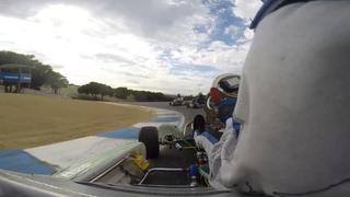 Shifter Karts and Electric Cars Invade Laguna Seca