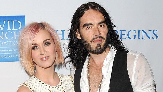 Ouch, Katy Perry Unfollowed Russell Brand on Twitter