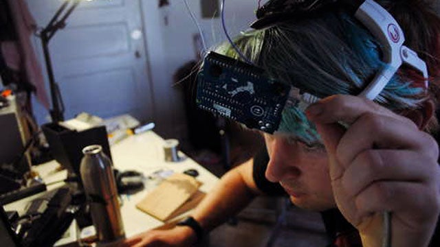 Make Your Own Mind-Control Headgear with a Star Wars Toy