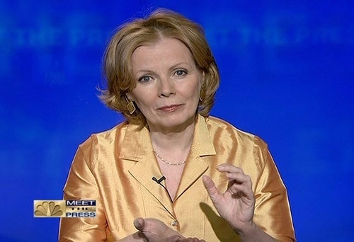 Harvard Students: Stop Whatever You're Doing and Register for Peggy Noonan's Class, NOW