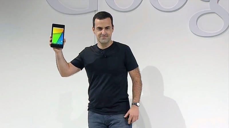 Así es el nuevo Nexus 7 (y Android 4.3)