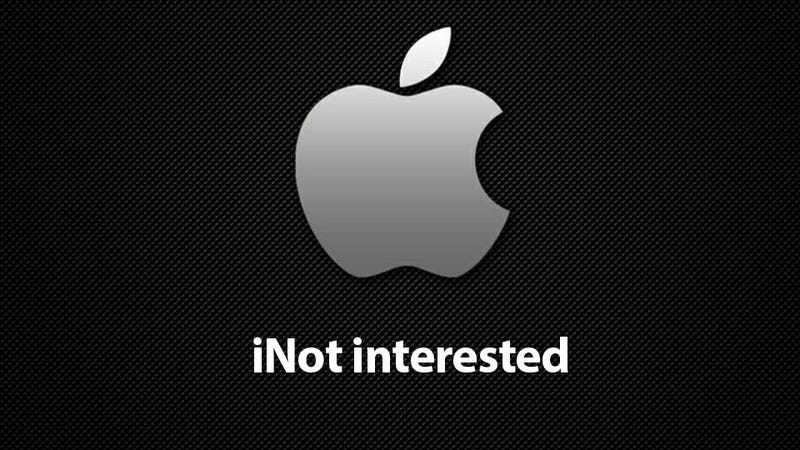 "Apple is ""Not Interested in Being in the Console Business"""