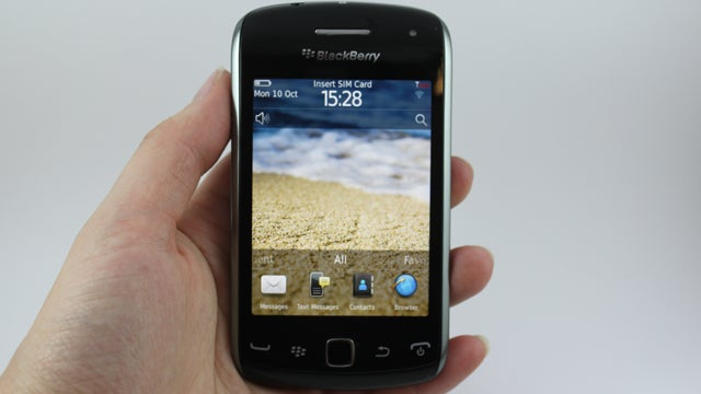 BlackBerry Curve 9380 Is the First All-Touchscreen Cheapie Curve