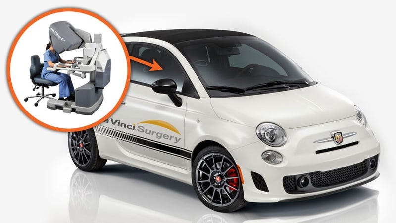 Fiat Has A Ridiculous Luxury Tie-In And I Have Some Ideas For More