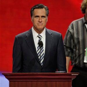 Liveblogging Romneybot 3000