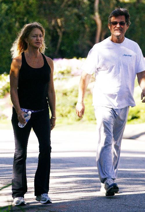 Goldie & Kurt: The Couple That Walks Together, Stays Together