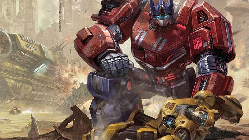 Transformers: Fall of Cybertron PC's Got Problems. High Moon Has Solutions (in the Works)