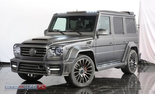 CP or CP - Mercedes G65 AMG by Mansory