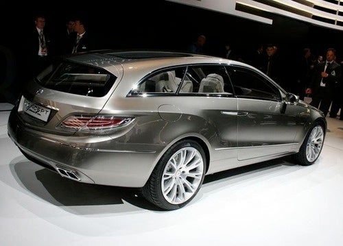 Mercedes Benz Green-Lights CLS-Based Wagon