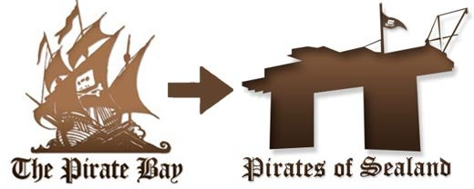 The Pirate Bay to Get a Bay (kind of), Wants to Buy Nation of Sealand