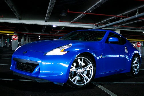 2009 Nissan 370Z: Part Three