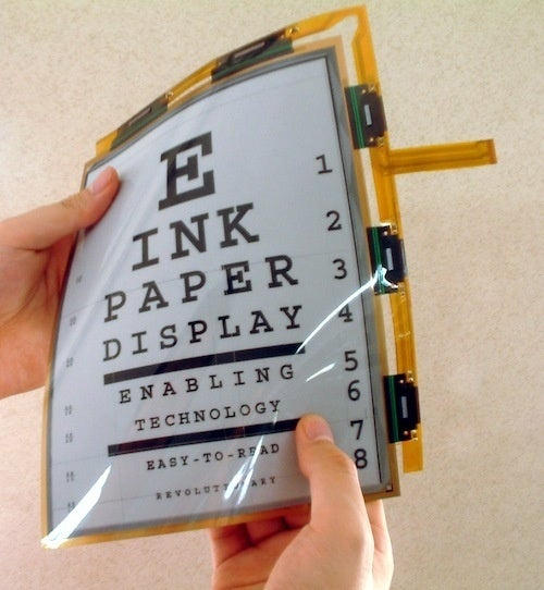 Your Choice: A Universal Media Tablet or an E-Ink Reader?