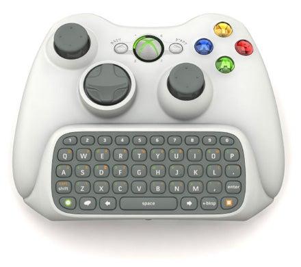 Kinda Rumor: Xbox 360 QWERTY Micro Keyboard