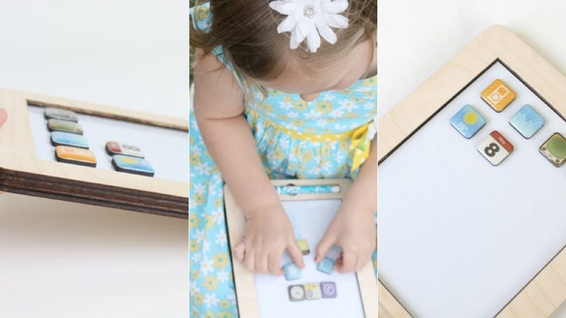 Fake iPad Replaces Stuffed Animal as Perfect 21st Century Toy