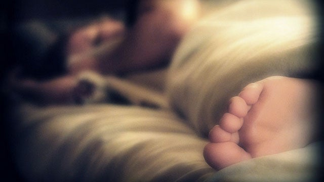 Curl (and Uncurl) Your Toes to Help You Relax and Fall Asleep Faster