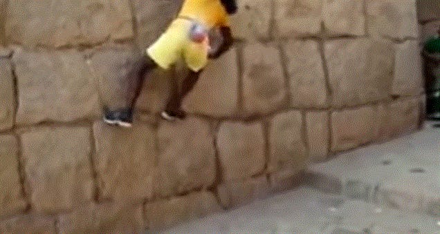 Assassin's Creed Wall-Climbing Can Actually Be Done
