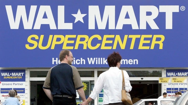 Woman Arrested After Turning Wal-Mart Into Meth Lab