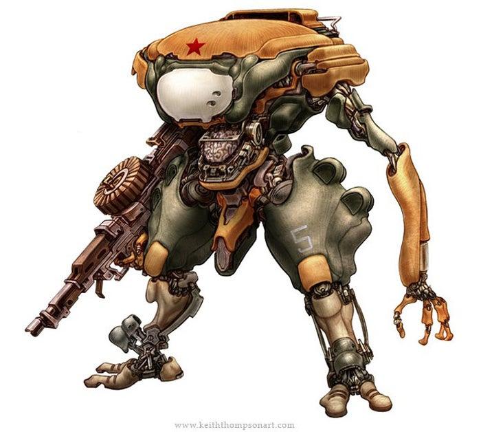 Prosthetic Commando