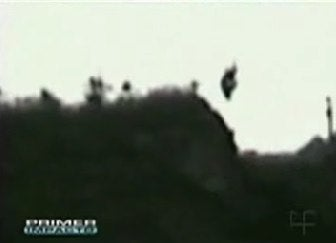 Unidentified Flying Human Freaks The Hell Out Of Mexico