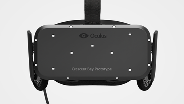 This Is The New Oculus Rift