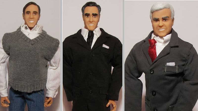 Here are Those Republican Candidate Action Figures No One Asked For