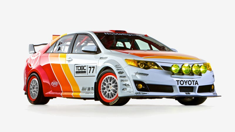 A Victory For This Camry Rally Car Is A Victory For Toyota, America