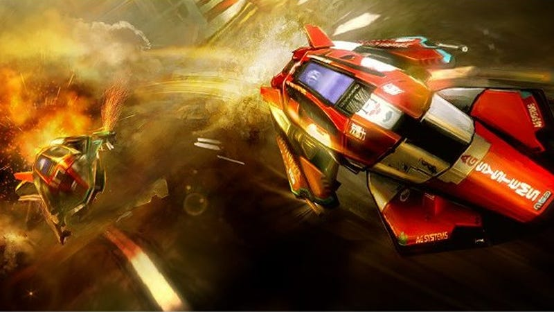 The Studio Behind WipEout Is Gone, But The Game May Still Be Alive And Well