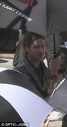 World War Z Set Photos