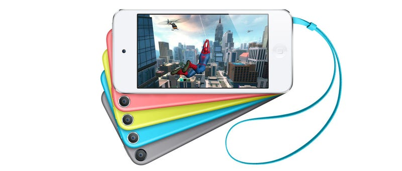 The Long-Neglected 16GB iPod Touch Gets a Camera And a Price Cut
