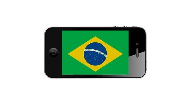Brazil's Getting $1000 iPhone 4S Tomorrow—Siri Not Included?