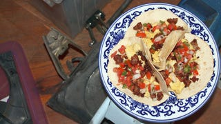 How To Make Breakfast Tacos, The Best Track Day Food Ever