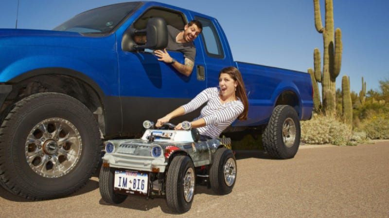 World's Smallest Street Legal Car Isn't Really That Street Legal