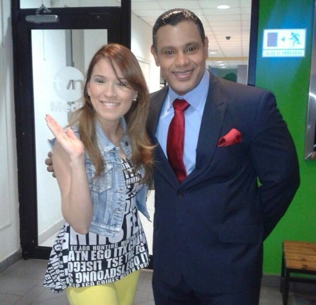 Sammy Sosa Is A Terrifying Vampire