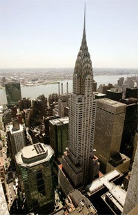 Personally, We've Always Wanted To Mount The Chrysler Building