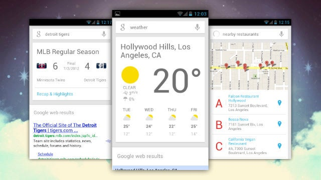 Google Now Is Coming Soon To A Desktop Near You