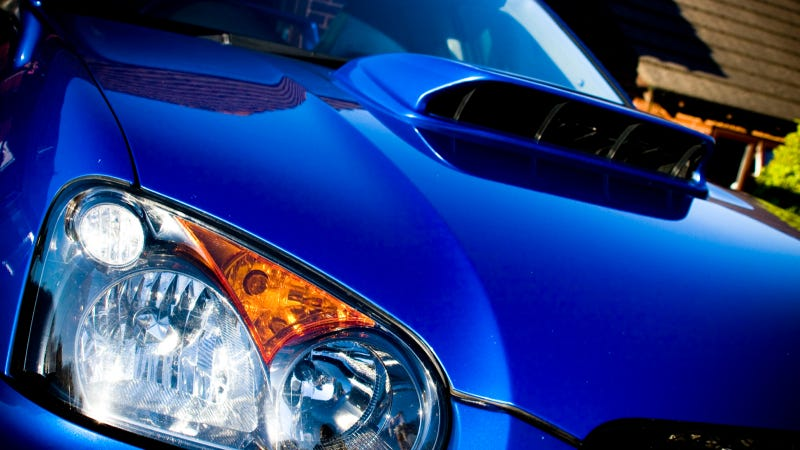 The Greatest Blue Cars Of All Time