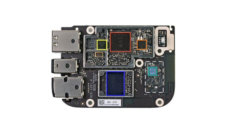New Apple TV Teardown Shows Beefier Guts Behind the Familiar Face