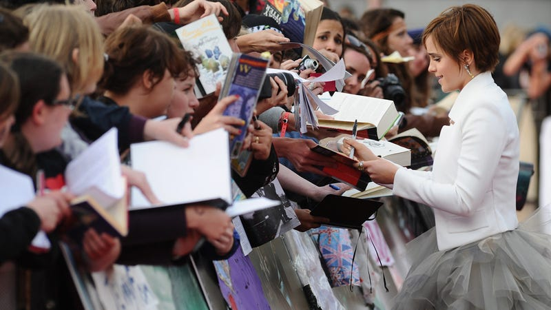 All the Sights from the Harry Potter London Premiere
