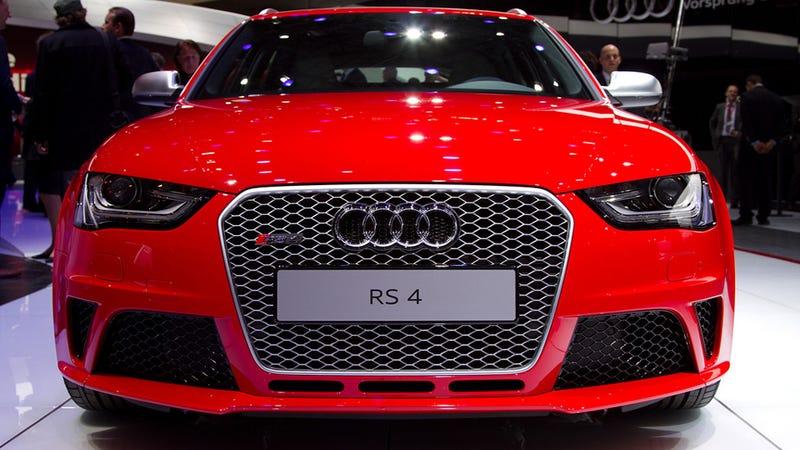 2013 RS4 Avant: Audi's Kombi Kanon