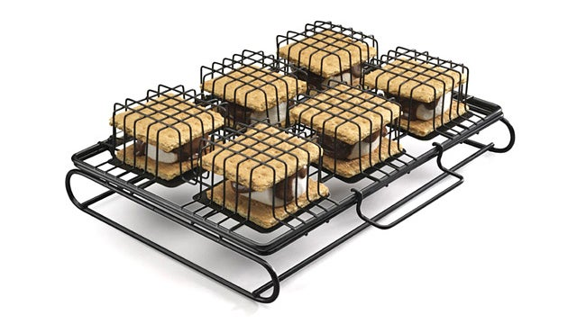 Wire Prison Keeps S'mores In For 20 Bucks