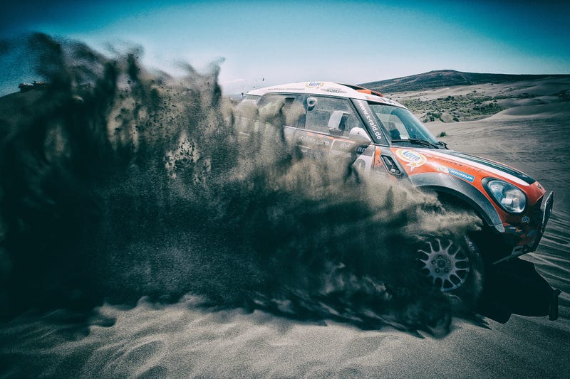 These Gorgeous Photos Of The Dakar Rally Were Taken This Year