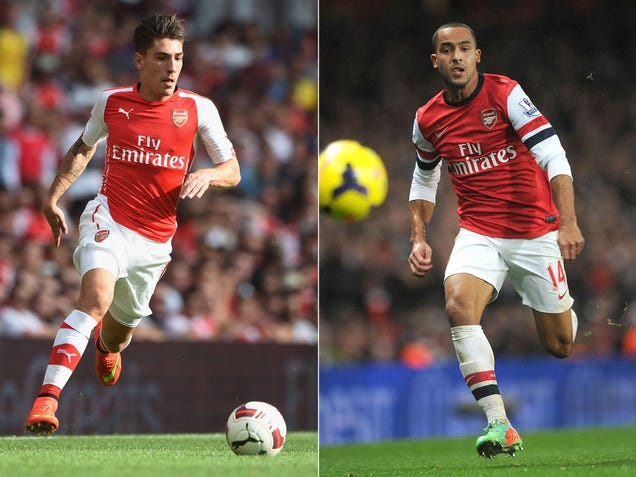 Hector Bellerin Confirms he is Faster than Theo Walcott