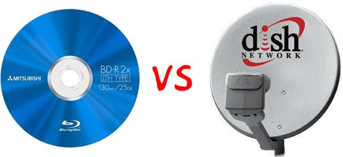Dish Network 1080p Compared to Blu-ray 1080p (Verdict: Not Bad)