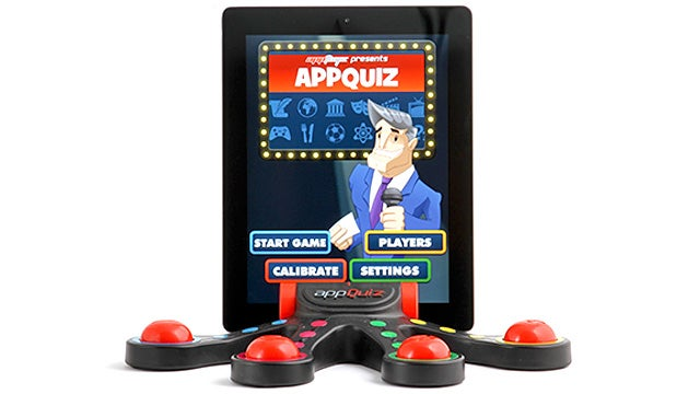 iPad Buzzers Turn Your Tablet Into a Tiny Gameshow