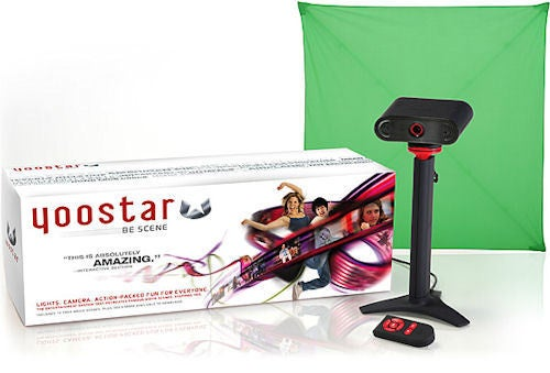 Yoostar Green Screens You into Classic Movie and TV Scenes